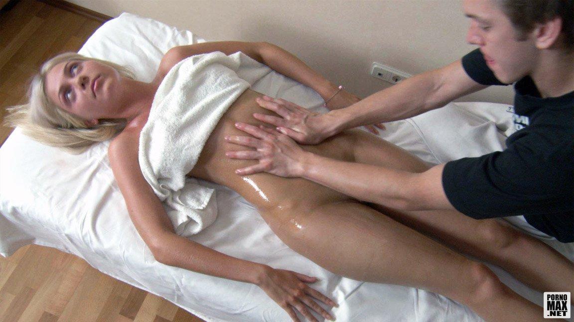 Секс у массажиста