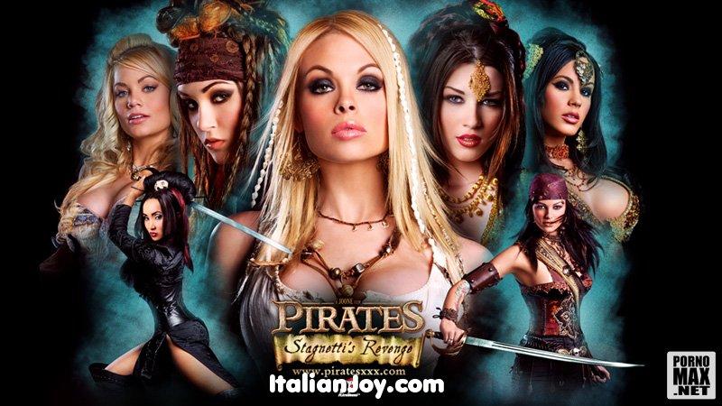 пародии ххх пираты карибского моря порно