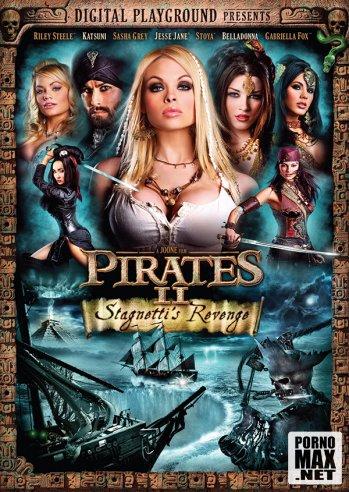 Карибские Пираты 2. Месть Стагнети / Pirates 2. Stagnetti's Revenge 2008 смотреть онлайн